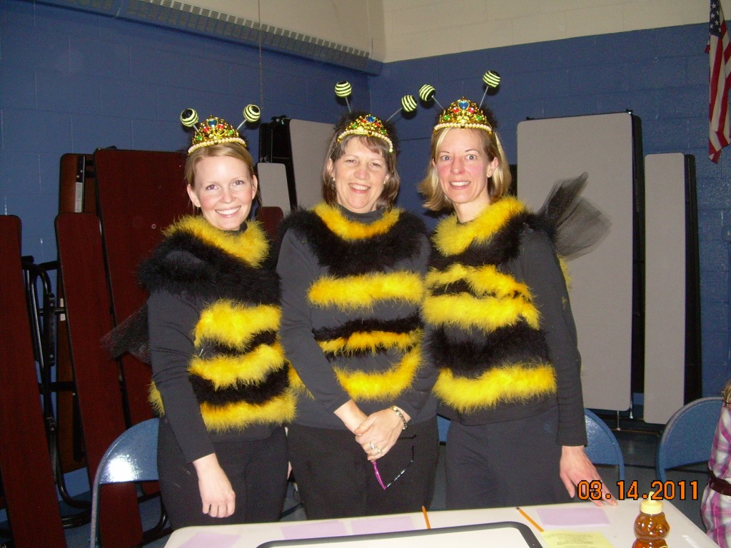 The Queen Bees: