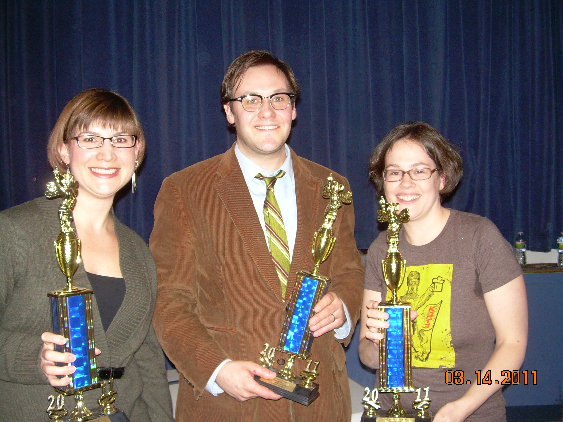Championship Spellers: 